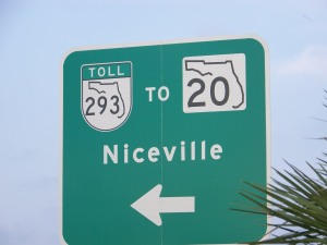 Road to Niceville
