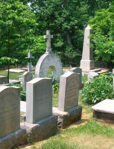 Thomas Jefferson Cemetery